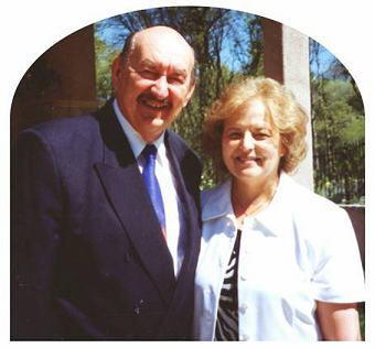 tony and marge abram love celebrating the joy of the Lord with you!